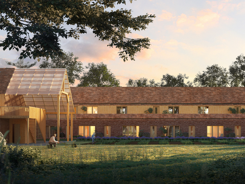 Cohousing Opende